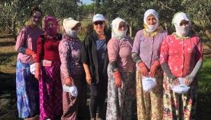 15 Ekim Dünya Çiftçi Kadınlar Gününde ORFE