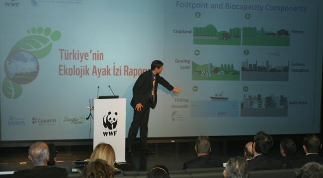 Türkiyenin Ekolojik Ayak İzi Raporu